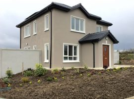 New Houses, Ard Uisce, Whiterock Hill, Wexford Town, Co Wexford