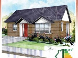 Bungalow, Ard Uisce Phase 2b, Whiterock Hill, Wexford Town