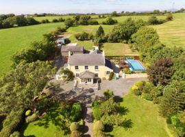 Forest Lodge on 6 acres, Taghmon, Wexford Y35YD60