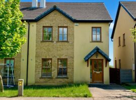 31 Chapel Wood, Kilmuckridge, Co Wexford Y25 FC93